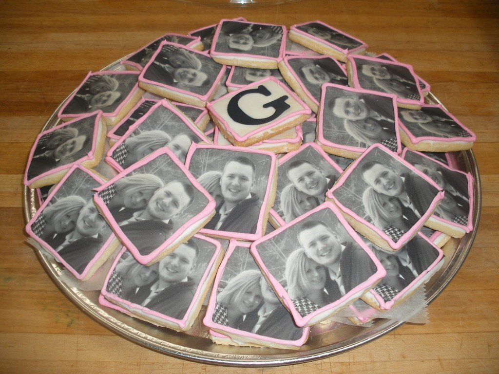 Sugar Cookies With Edible Pictures