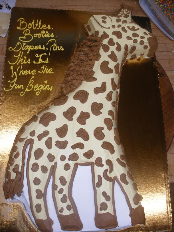 Giraffe-Baby